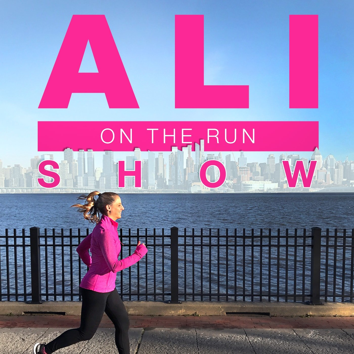 Image result for ali on the run show