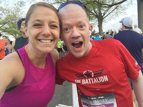 New Jersey Half Marathon Recap