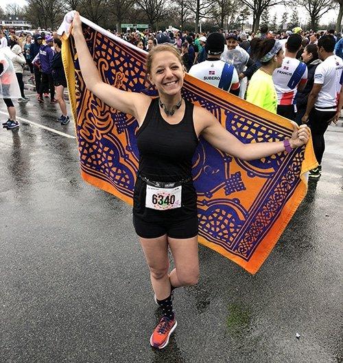 2018 New Jersey Half Marathon Recap