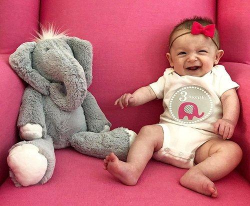 Annie Update: Three Months
