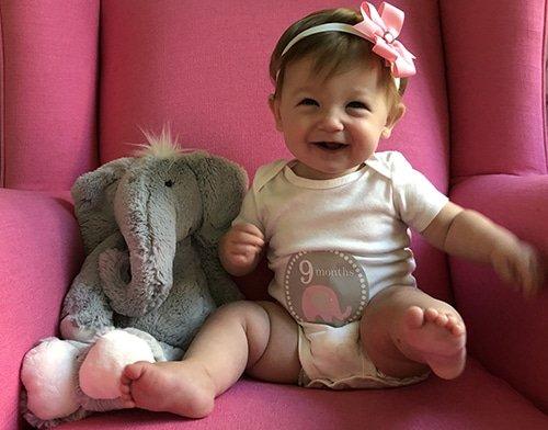 Annie 9 Month Update